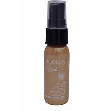 Redken All Soft Supple Touch Softening Cream Spray 1 oz TRAVEL SIZE