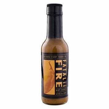 Fatalii Fire Hot Sauce 5 Oz