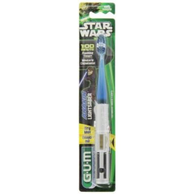 Glee Gum Star Wars Flash Light Toothbrush