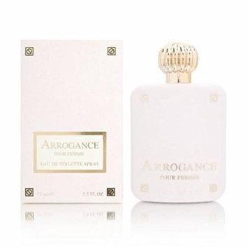 Arrogance Pour Femme By Schiapparelli Pinkenz For Women. Eau De Toilette Spray 2.5 Oz / 75 Ml