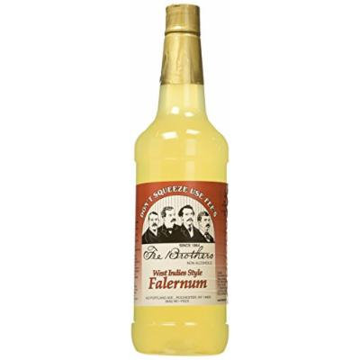 Fee Brothers Falernum Cocktail Mixer: 32 oz