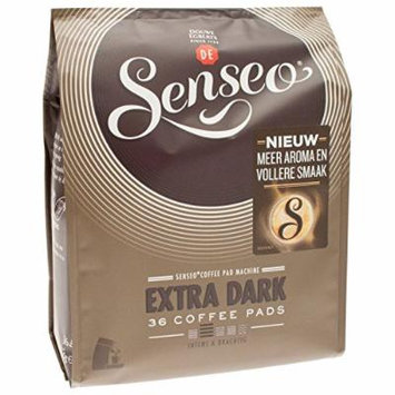 Senseo Coffee Pods - 36 Pods - Different Flavor (Senseo Extra Dark /Extra Strong (36 Pods))