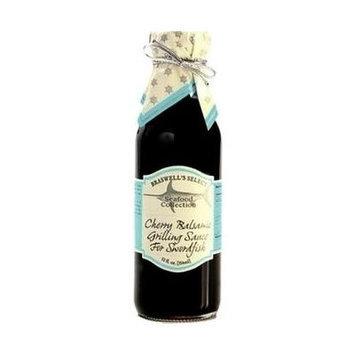 Braswell's Select Cherry Balsamic Grilling Sauce for Swordfish - 12 oz