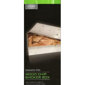 Stainless Steel Wood Chip Smoker Box