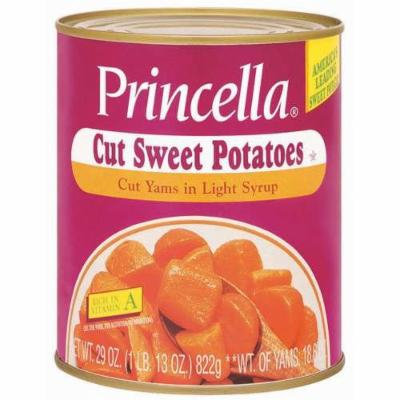 Princella Yams 29 oz (Case of 6)