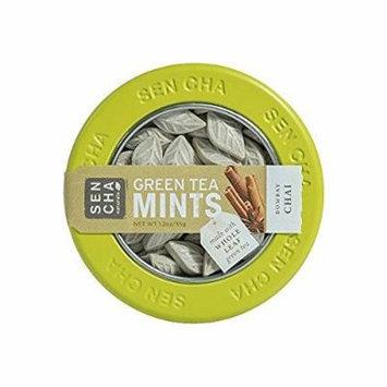 (8 PACK) - Sencha Nat Bombay Chai Green Tea Mints , 28g , 8 PACK - SUPER SAVER - SAVE MONEY