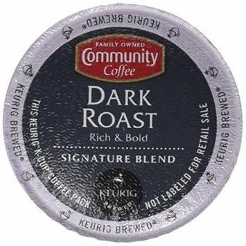 Community Coffee Dark Roast Single-Serve Cups 12 Count