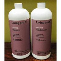 Living Proof Restore Shampoo 32oz & Restore Conditioner 32oz Duo