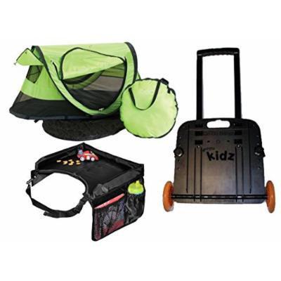 Kidco PeaPod Plus Travel Set, Kiwi