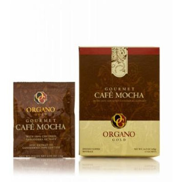 3 Box Organo Gold Cafe Mocha100% Certified Ganoderma Gourmet Coffee Free Extra 2 Sachets