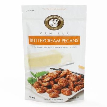 Vanilla Buttercream Pecans (4 ounce)