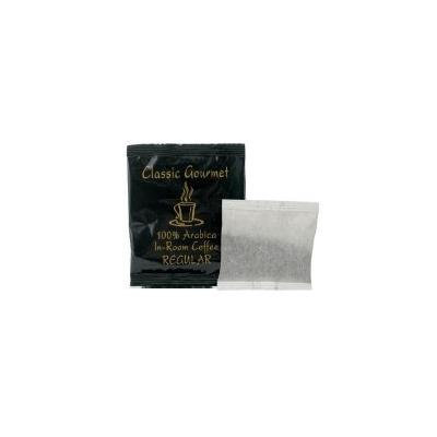 Classic Gourmet Regular 4 Cup Coffee Filterpack for Hotels and Motels- Case of 200