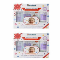 2 x Himalaya Herbals Babycare Gift Series Jar (4 pcs) (pack of 2) - -