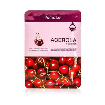 Farm Stay Visible Difference Mask Sheet - Acerola 10x23ml/0.78oz