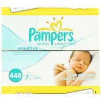 Pampers Sensitive 896 wipes / Lingettes