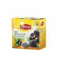 Lipton® Black Tea - Blue Fruit - Premium Pyramid Tea Bags