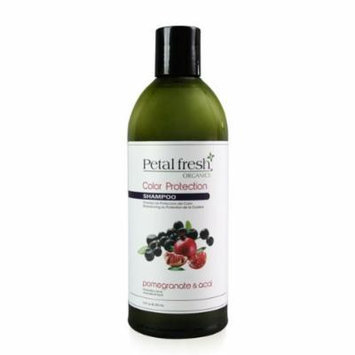 Bio Creative Lab Petal Fresh Organics Shampoo, Pomegranate and Acai, 12 Fluid Ounce