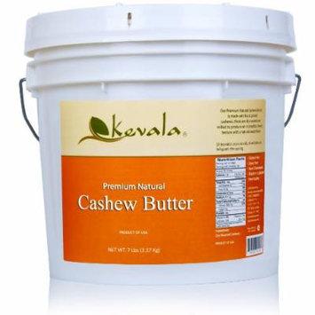 Kevala Cashew Butter 7 Lbs Pail