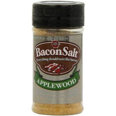 J&D's Bacon Salt, Applewood, 1.5 Pound