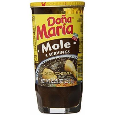 Dona Maria Mole Condiment, 8.25 Ounce