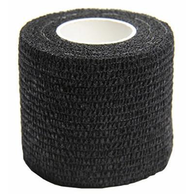 Coflex Cohesive Bandage Black 2'' x 5YD Case (36 Rolls)