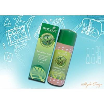 Biotique Bio Henna Leaf Fresh Texture Shampoo & Conditioner 210 ml
