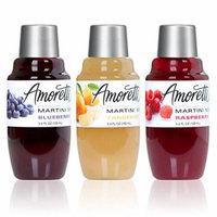 Amoretti Premium Summer Martini Cocktail Mix, 3 Count