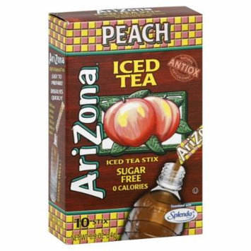Tea Mix Sf Stix Peach Ice (Pack of 12)
