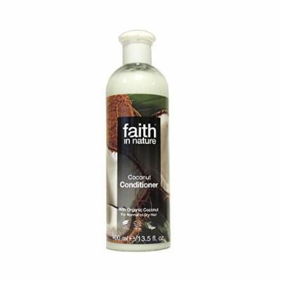 Faith in Nature - Coconut Conditioner - 400ml (Case of 6)