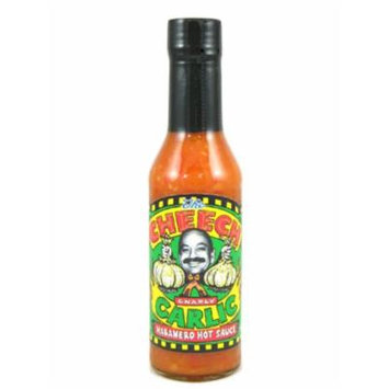 The Cheech Gnarly Garlic Hot Sauce (Pack of 3)