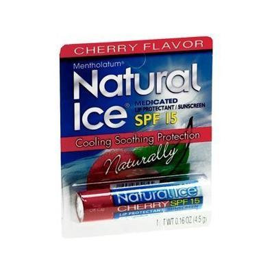 Special Pack of 5 MENTHOLATUM CHERRY ICE LIPBALM