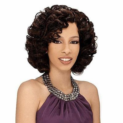 MilkyWay Que SPIRAL ROLL 3PCS Human Hair MasterMix Weave Extension #OM2/30/33