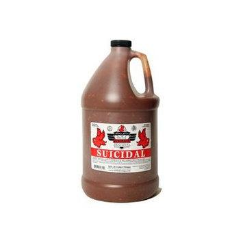 Frank & Teressa's Anchor Bar Wing Sauce-Suicide Gallon