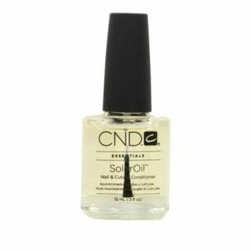 CND Essentials SOLAR OIL .5 oz Nail Cuticle Conditioner Polish Treatment Salon