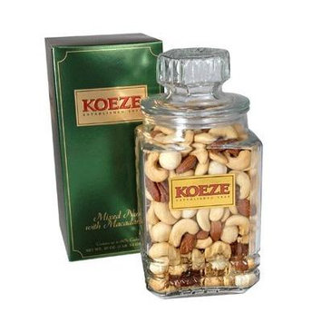 Mixed Nuts with Macadamias 30 oz. Decanter