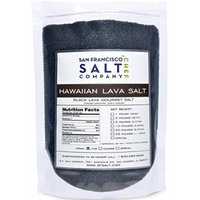 Hawaiian Black Lava Sea Salt (25lb bulk bag Fine Grain)