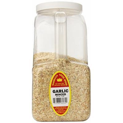 Marshalls Creek Spices XXL Restaurant Size Spice Jug, Garlic Minced, 5 Pound