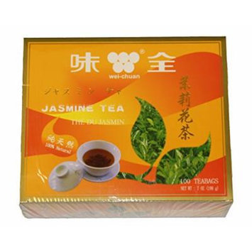 Jasmine Tea (100 Tea Bags)