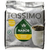 Tassimo Nabob 14 T Discs - Breakfast Blend - extra large size (123g / 4.3oz)