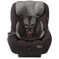 Maxi-Cosi Pria 70 Convertible Car Seat with Easy Clean Fabric and BONUS 20 Ounce Flavor Infusing Water Bottle, Total Black