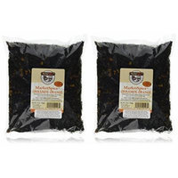 MarketSpice Cinnamon Orange Tea, 1 lb Bags in a BlackTie Box (Pack of 2)