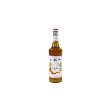 Monin Gingerbread Syrup (1 Single 750 ml bottle)