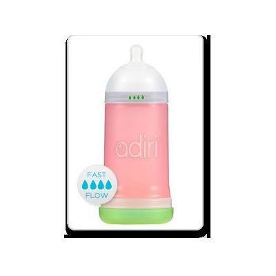 Adiri NxGen Stage 3 Nurser (9 M+) 9.5oz Pink