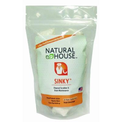 Sinky: Disposal Scrubber and Drain Maintenance 20 Ct