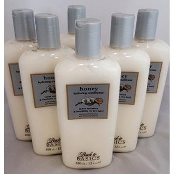 Back to Basics Honey Hydrating Conditioner 12 oz. ~ 6 Pack