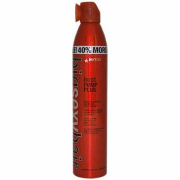 Big Sexy Hair Big Root Pump Plus Volumizing Spray Mousse, 2 Pack