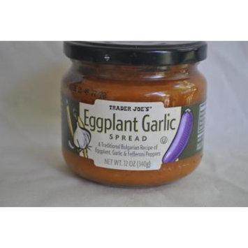 Trader Joe's Eggplant Garlic Spread