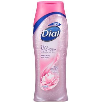 Dial® Silk & Magnolia Restoring Body Wash