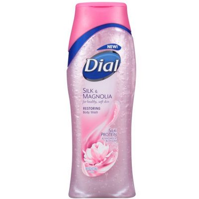 Dial® Silk & Magnolia Restoring Body Wash