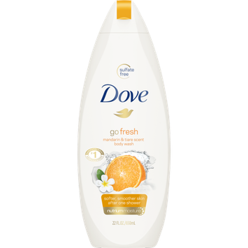 Dove Go Fresh Revitalize Body Wash